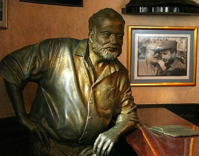 Hemingway El Floridita