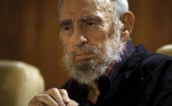Fidel Castro steunt toenadering tussen VS en Cuba