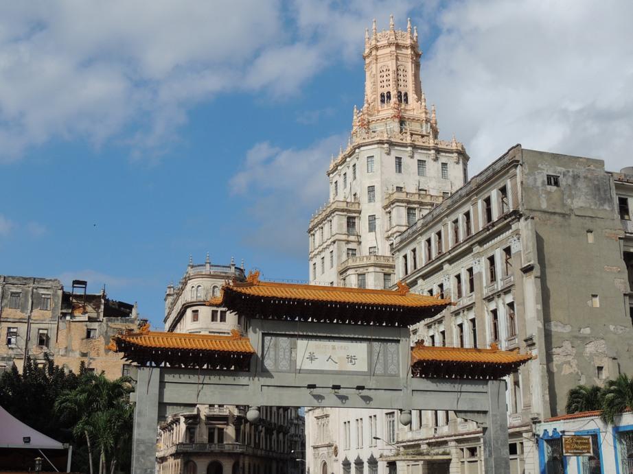 Barrio Chino Havana