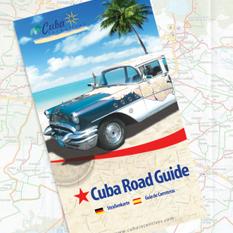 Wegenkaart Cuba Cubavisa