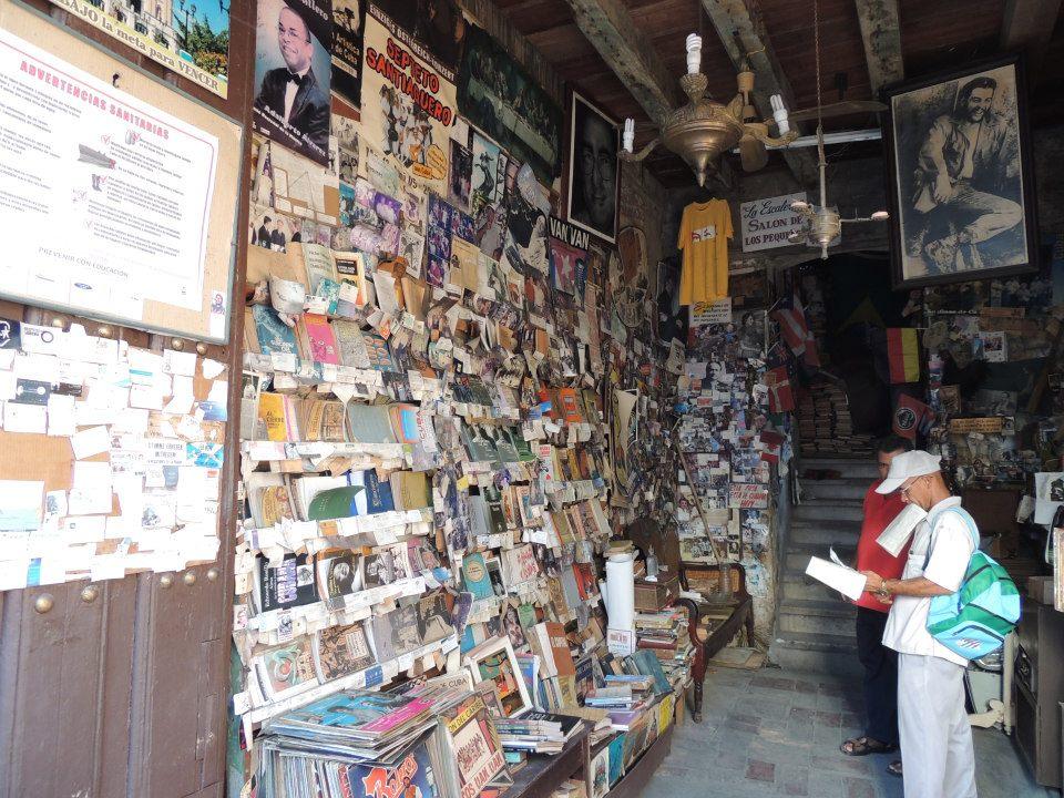 Boekenwinkel-Santiago-de-Cuba